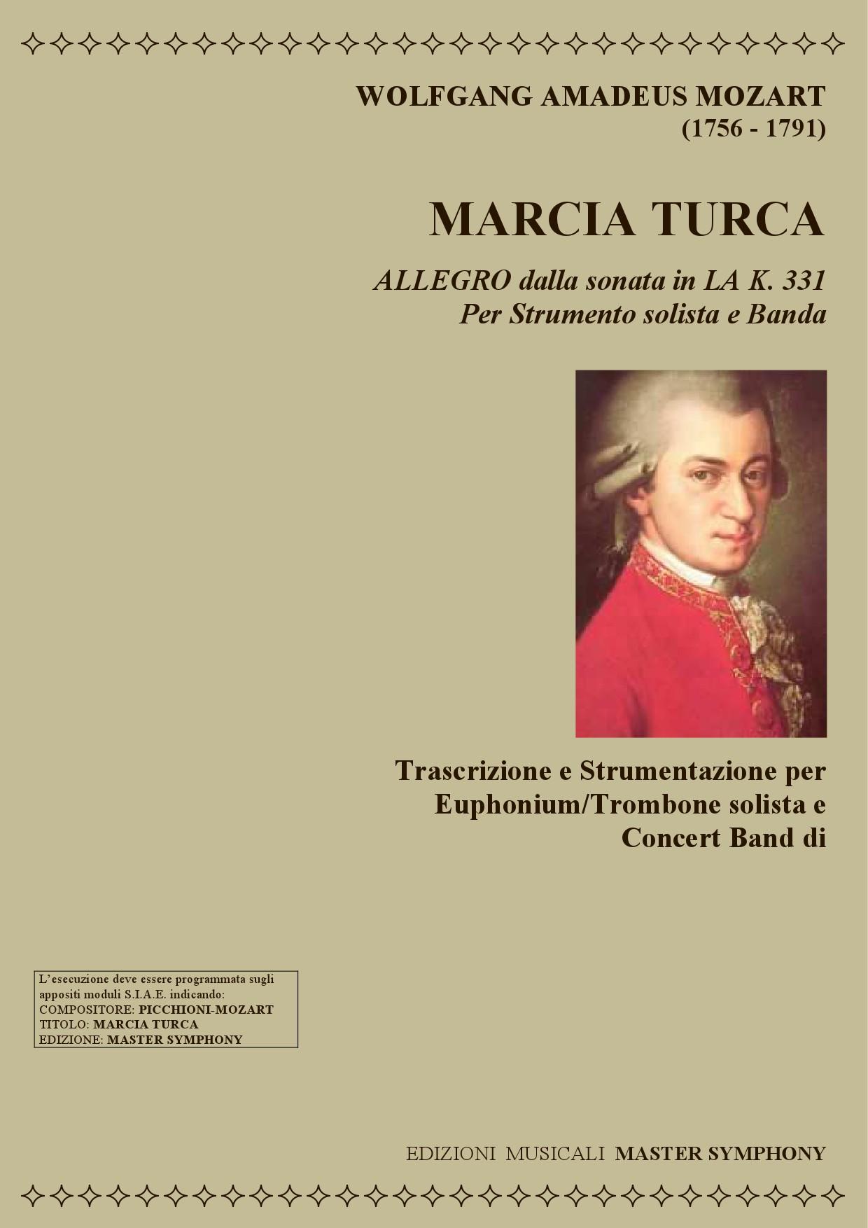 edizione musicale banda marcia
